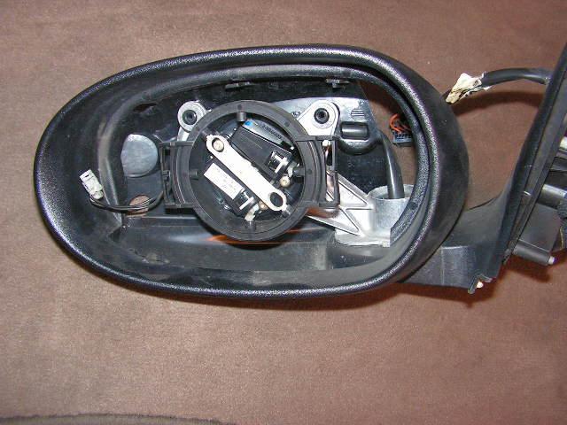 Jaguar X-type spiegel links nieuw