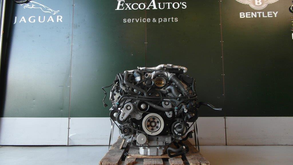 Motor 5.0 Supercharger GEBRUIKT zonder aanbouwdelen
