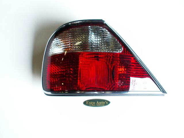 Daimler V8 1997-2004 Achterlicht Links Chroom Gebruikt