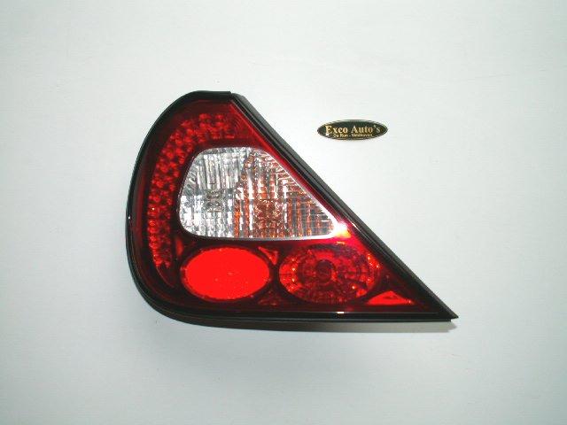 Jaguar XJ vanaf 2003 Achterlicht Links Zwart Nieuw