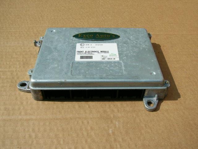 Jaguar S-type Body Processor Computer Gebruikt