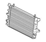Supercharger Radiator NIEUW C2C39565