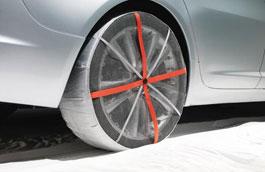 Snow Sock Pakket Winter Tractie Hulp C2D20229 NIEUW