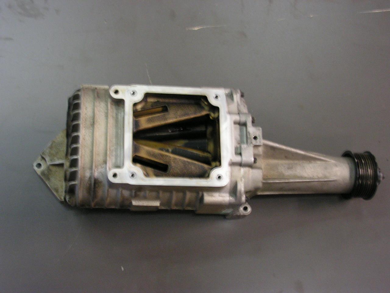 Jaguar S-type. Compressor 4.2. GEBRUIKT