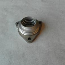 Flansch 2.7 Diesel Oxigen Katalysator für alle Modelle: XF, XJ en S-type links oder rechts