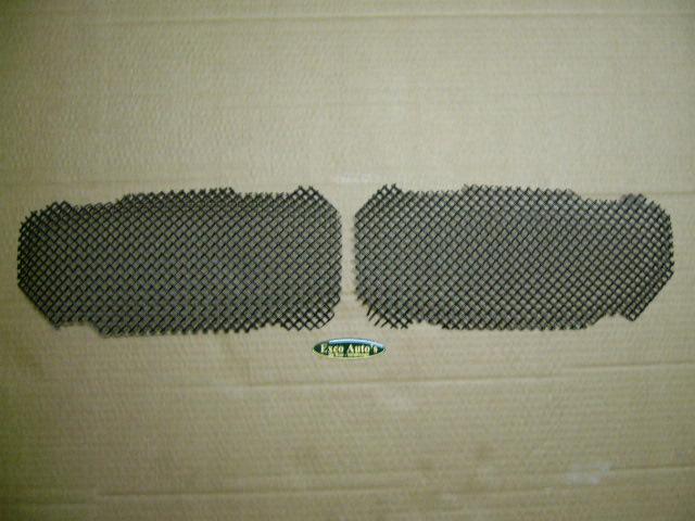 Jaguar XJ vanaf 2003 Gril Inleg Gaas Chroom Set. NIEUW