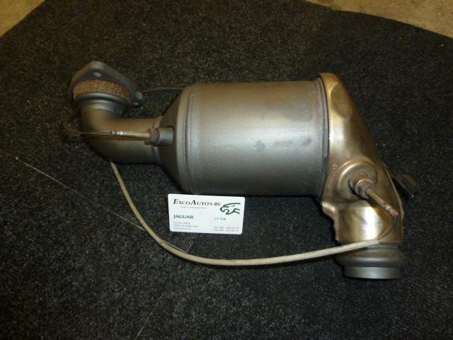 Jaguar XF 2.7 Diesel Katalysator Links Gereviseerd