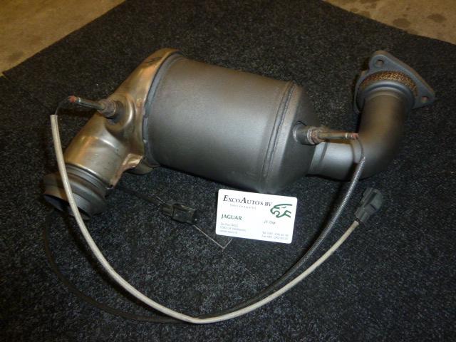 Jaguar XJ 2.7 Diesel 2005-2009 Katalysator Rechts Gereviseerd