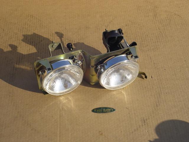 Jaguar XJ 40 Koplamp Rond rechts Nieuw