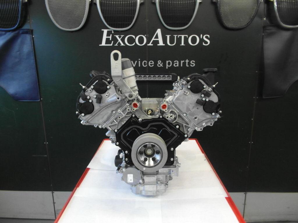 Jaguar 3.0 V6 compressor Motor Benzine NEU