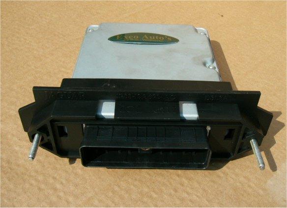 Jaguar S-type 2002-2006 Motor Computer m86668- Gebruikt