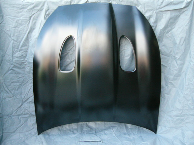 Jaguar XKR/8 Motorkap Supercharger Nieuw