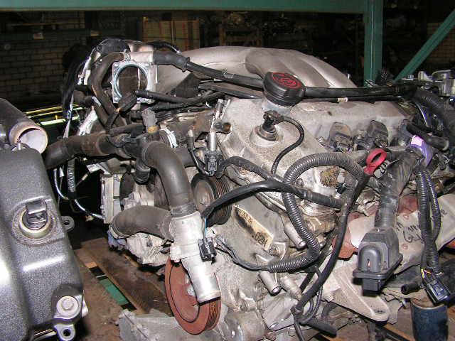 Jaguar S-type Motor v6 3.0