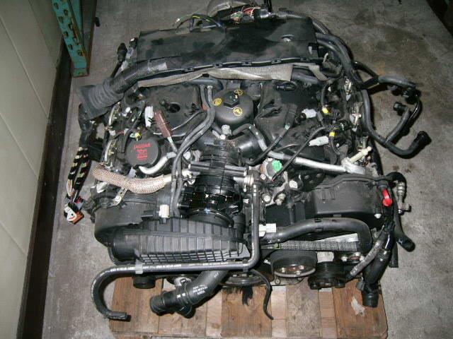 Jaguar XF motor 2.7 Diesel. GEBRUIKT.