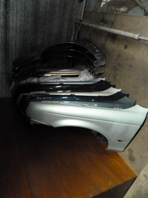 Jaguar S-type 1999-2006 Spatbord Links voor GEBRUIKT XR826897