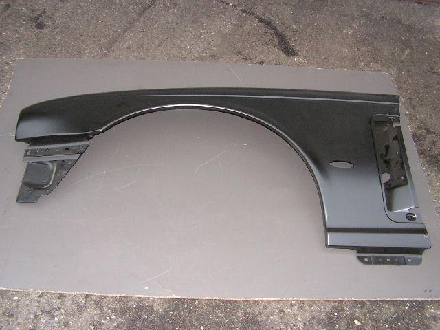 Jaguar XJ vanaf 2003 aluminium voorscherm links of rechts. NIEUW