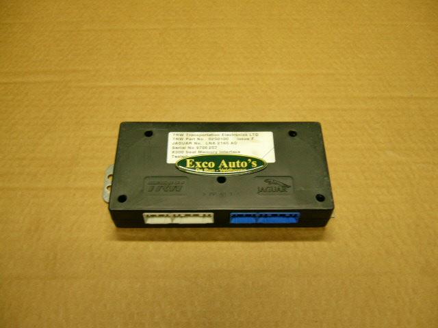 Jaguar XJ6/XJ12 Stoel Computer -667828 Gebruikt