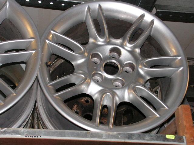 Jaguar XKR/8 18-Inch Velg XK Supersports