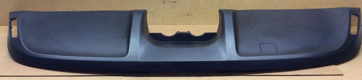 Schermplaatpaneel Black Pack NIEUW T2R17427