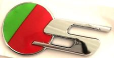 Badge sportvoorbumper S-Emblem NIEUW T4N5886