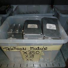 Jaguar X-type 2001-2009 Telefoonmodule. GEBRUIKT