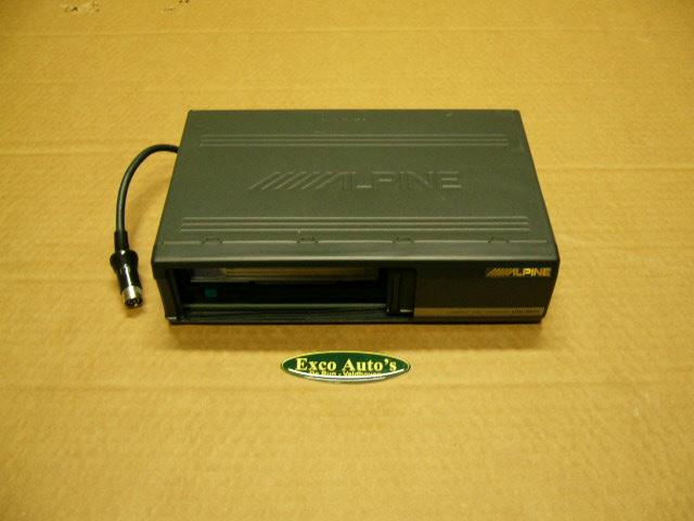 Jaguar XJ 40 CD-Wisselaar Alpine Gebruikt