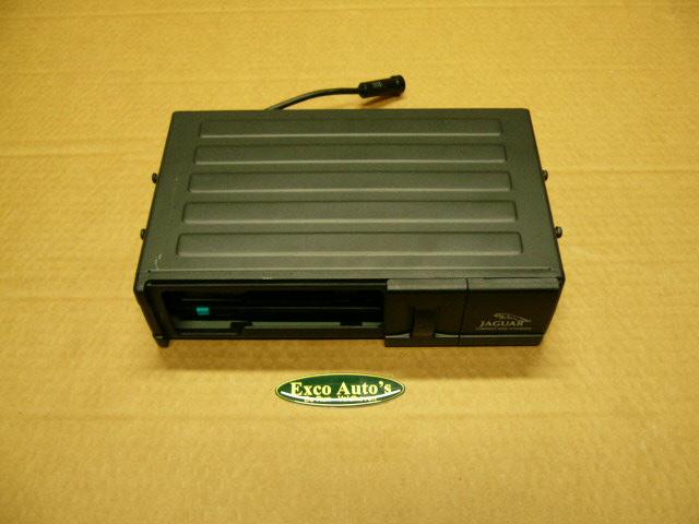 Jaguar XJ8 CD-Wisselaar Jaguar Gebruikt