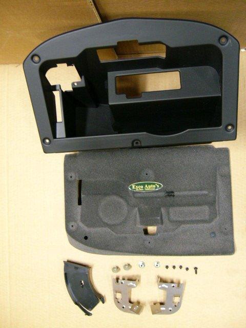 Jaguar S-type CD-Wisselaar Dashboard Paneel Nieuw