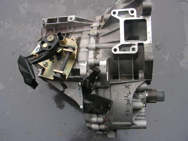X-type 2001-2010 Schakel versnellingsbak 5 versn. GEBRUIKT