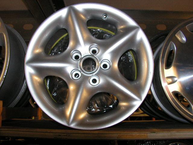 Jaguar XKR/8 17-Inch Velg XK 1996-2005