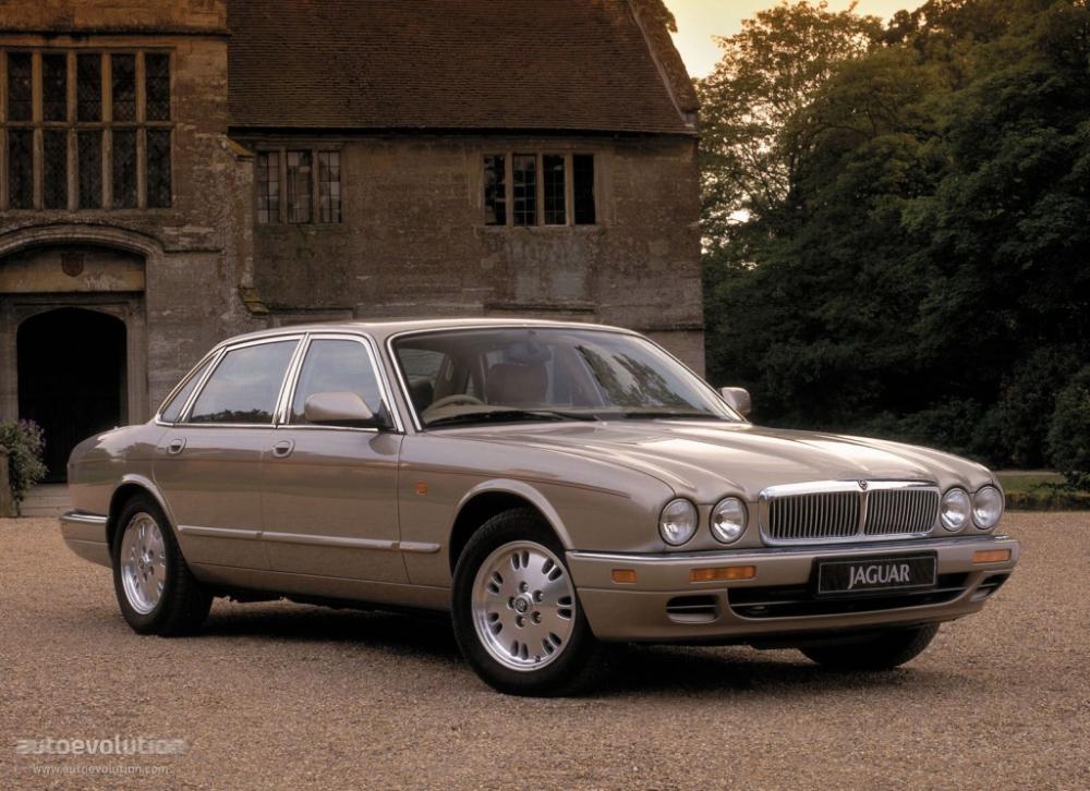 Jaguar XJ6/XJ12 vanaf 1994