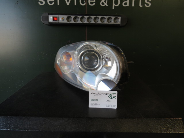 Jaguar XK koplamp Rechts C2P14615 Met bochtenverlichting