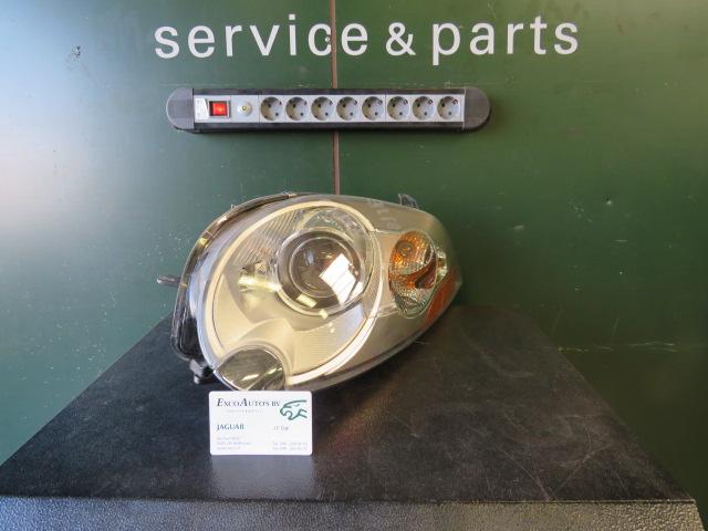 Jaguar XK koplamp links C2P21144 Van 2006 tot 2011
