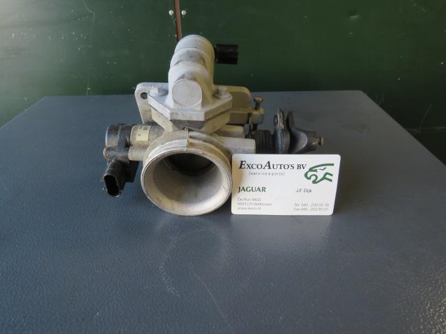 Jaguar X-Type 2.0 V6 Gasklep C2S47882/ C2S19302/ C2S22682 Gebruikt