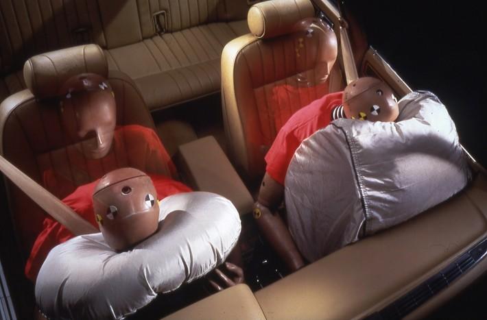 Airbags/Veiligheid
