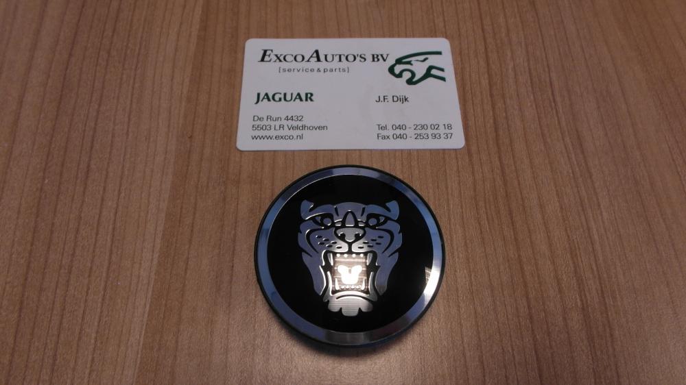 Jaguar wieldoppen C2C30081