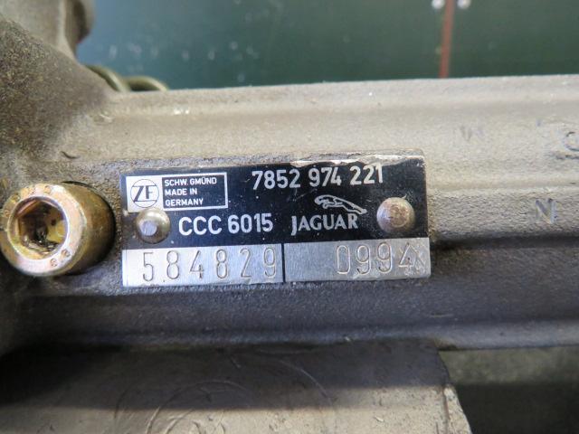 Jaguar ZF stuurhuis gereviseerd  CCC6015